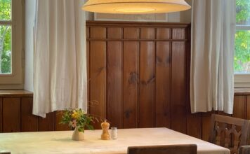 Can you paint wood paneling?